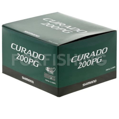 Катушка мультипликаторная SHIMANO CURADO 200 I PG (RH) фото №8