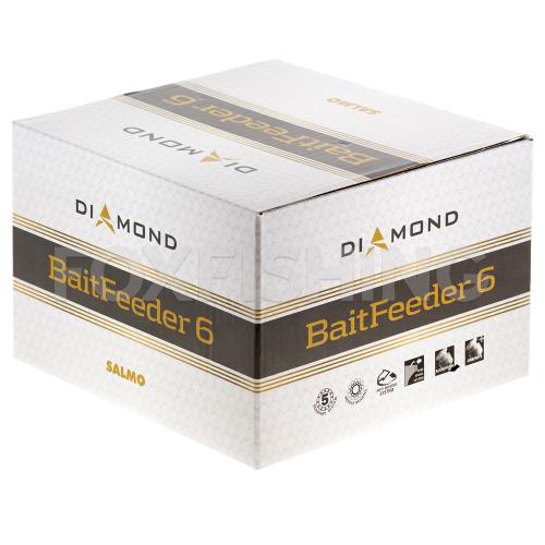 Катушка с байтраннером SALMO DIAMOND BAITFEEDER 3140BR фото №10