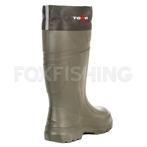 Сапоги TORVI ЭВА t+15С-5°С 41/42 (оливковые ТЭП) фото №3