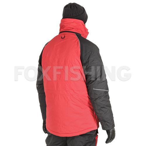 Костюм ALASKAN NEW POLAR красный/черный XL фото №7