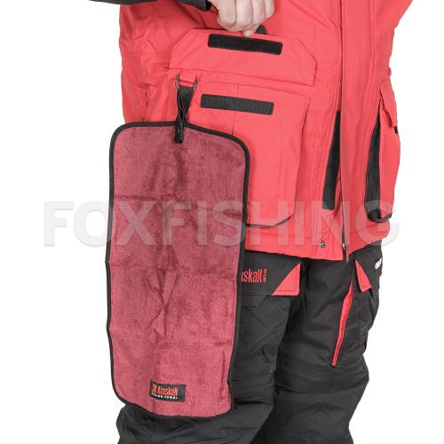 Костюм ALASKAN NEW POLAR красный/черный XL фото №8