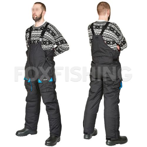 Костюм ALASKAN NEW POLAR синий/черный XL фото №15