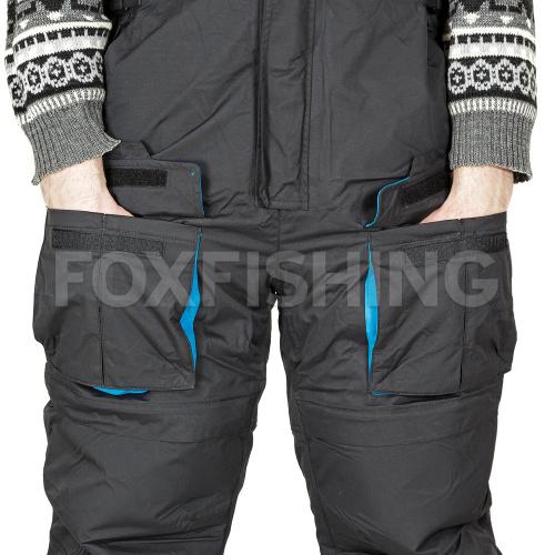 Костюм ALASKAN NEW POLAR синий/черный XL фото №17