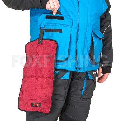 Костюм ALASKAN NEW POLAR синий/черный XL фото №5
