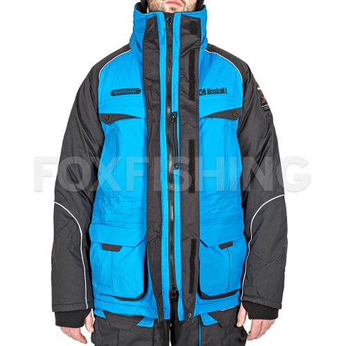 Костюм ALASKAN NEW POLAR синий/черный XL фото №4