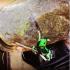 Приманка MADCAT CLONK TEASER 150g GREEN фото №3