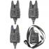 Электронный сигнализатор FLAJZAR FISHTRON Q9-RGB-TX 3+1 Multicolour фото №1