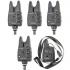 Электронный сигнализатор FLAJZAR FISHTRON Q9-RGB-TX 4+1 Multicolour фото №1