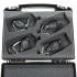 Свингер CARP SOUNDER Dropstar DR LX2 Set 4 Hanger Mini Black фото №6