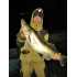 Отзыв на Поролоновые рыбки КОНТАКТ art. 12см черная (двойник) фото №1