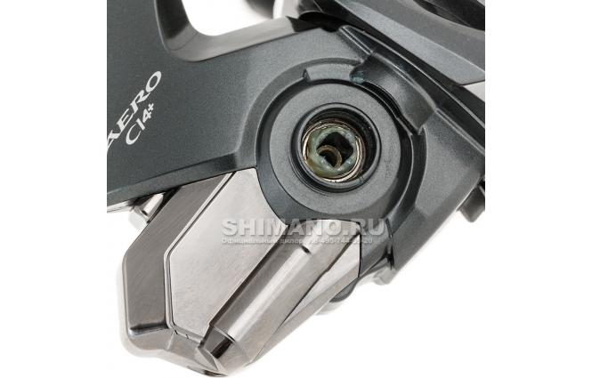 Катушка безынерционная SHIMANO AERO CI4+ 4000HGFA фото №4